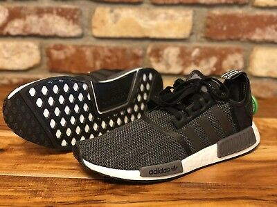 timeless design 44bb2 76474 ADIDAS NMD R1 Core Black Carbon DS Men's Size 11.5-12