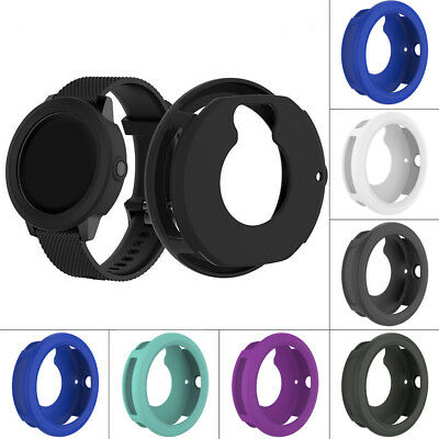 Silicone Protector Frame Case Cover Shell For Garmin Vivoactive 3 Smart Watch