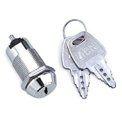 High-Security Pagoda Key Switch Lock, 1/Ea.