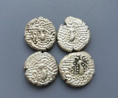 Silk Road Ancient Coin,Silver Coins of Chara Dynasty