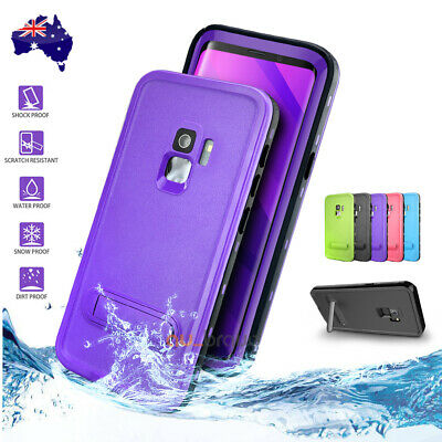 Waterproof Case Shockproof Dirtproof Box For Samsung Galaxy S8 S9 S10 S20 Ultra