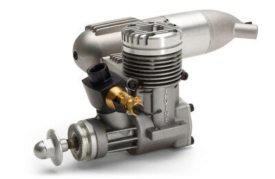 IRVINE .39 RC AIRCRAFT ENGINE with SILENCER 2 STROKE GLOW ABC IRV4391A