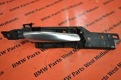 Bmw X5 E70 Genuine Front Door Inner Door Handle O/s/f Right Side Front 6974296