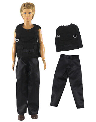 Fashion Outfits/Clothes/Uniform For 12 inch Ken Doll k04