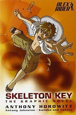 Skeleton Key: The Graphic Novel by Antony Johnston, Anthony Horowitz...