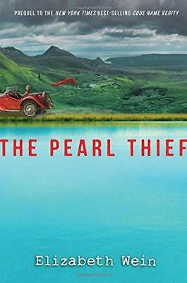 The Pearl Thief by Elizabeth Wein (Hardback, 2017)