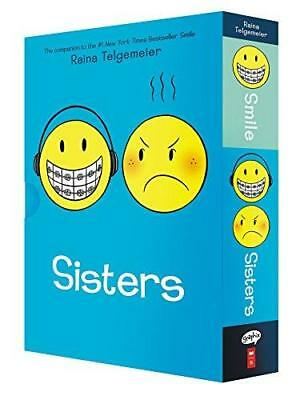 Smile and Sisters: The Box Set by Raina Telgemeier (Paperback, 2014)