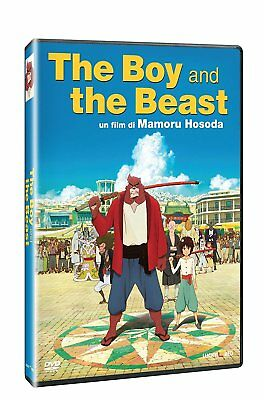 Dvd The Boy And The Beast - (2016) ....NUOVO