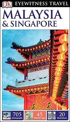 Malaysia & Singapore by DK (Paperback, 2016)