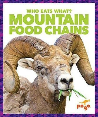 Mountain Food Chains by Rebecca Pettiford (Hardback, 2017)