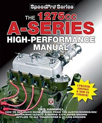 The 1275cc: A-Series High Performance Manual by des Hammer (Paperback, 2015)