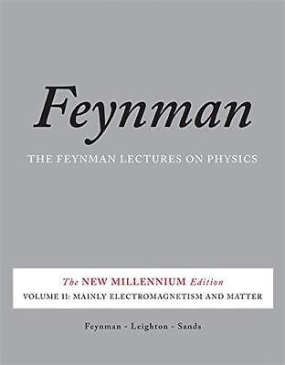 The Feynman Lectures on Physics, Vol. II: The New Millennium Edition: Mainly...