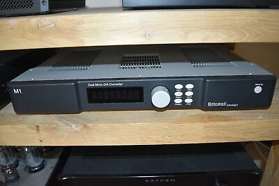 BRICASTI M1 DAC  Mint condition latest firmware   v 1 32 Huge Price Drop!  £3900