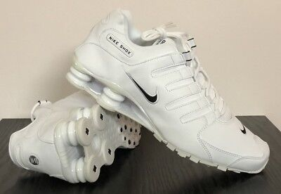 01ab939784d NIKE SHOX TURBO+ 11 White black-Sport Red Men s 11.5  407266 106 ...