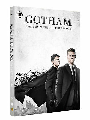 Gotham Season 4 DVD Brand New Sealed Quick & Fast Postage