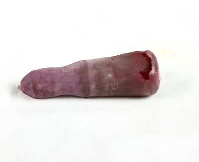 Synthetic Ruby Corundum Lab Created 70 Grams 350 Carats