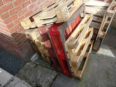 Wooden Pallets 10+ COLLECTION ONLY Ideal for making Garden Furniture Compost Bin