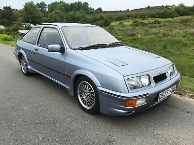 Ford Sierra Cosworth 3 Door Hatchaback Only 34000 Mies Stunning and original