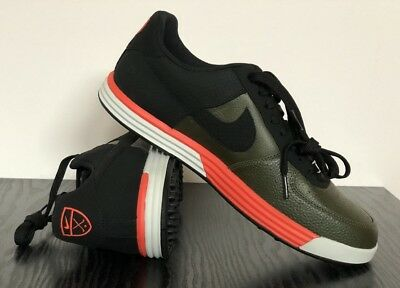 new style f6552 c4d23 NIKE LUNAR FORCE 1 G SZ 9 Golf Shoes 818726 300 Black Cargo Khaki