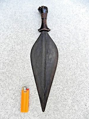 CONGO old african knife / africa d'afrique sword