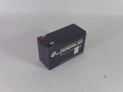 Portalec PE12V7.2 Replacement Battery 12V 7AH  USED