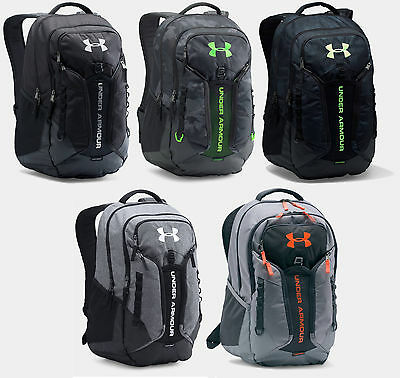 cheap for discount c9bf4 dd546 Under Armour UA Storm Contender Backpack Back Pack Book Bag - Many Colors