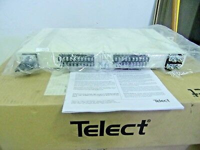 Telect-HPGMT10 Fuse Panel 100A--Dual Feed, 10/10 Pos. GMT.  New