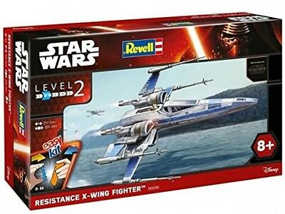 Revell Star Wars EasyKit Episode VII The Force Awakens Resistance X-Wing Fighter