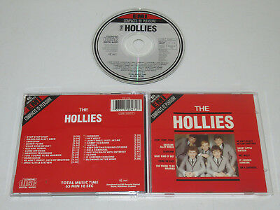 The Hollies/the Hollies (Emi Compacts for Pleasure cc 216+ Cdb 7 52047 2)CD
