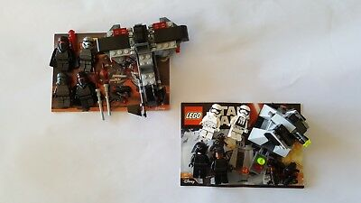 LEGO Star Wars Sets 75079 & 75132