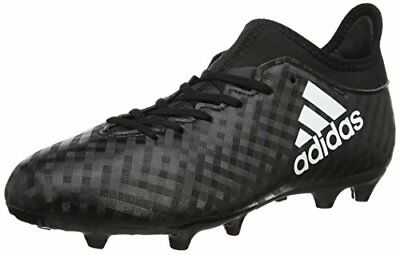 TG. 38 2/3 EU adidas X 17.2 Firm Ground Scarpe da Calcio Donna Nero C3G