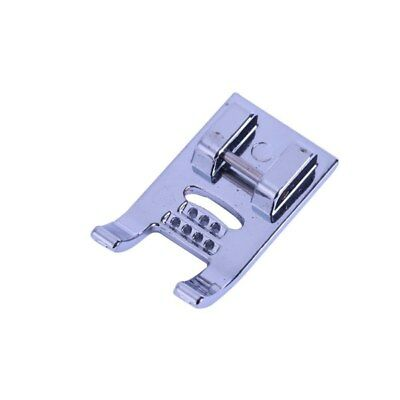 Domestic Sewing Machine Invisible Zip Foot For Brother Janome Singer Home Tool