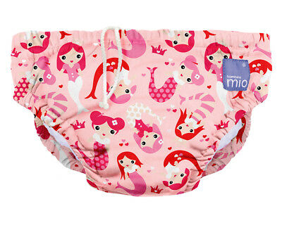 Bambino Mio Reusable Swim Nappies - Mermaid