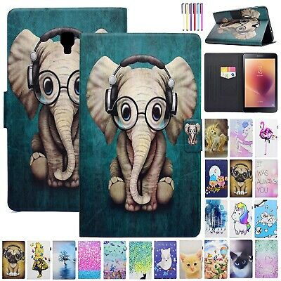 Samsung Galaxy Tab A 8.0 2017 T380/T385 Smart Magnetic Case Leather Stand Cover