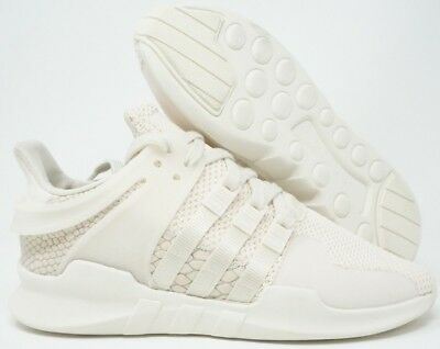 outlet store 903fc cc0b9 Adidas Originals EQT Support ADV Mens Off White Snake Skin BY9586 Size 7