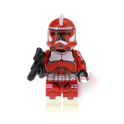 LEGO Star Wars Custom Phase2 Clone Commander Fox minifigure- AU seller