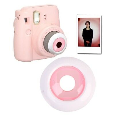 For Fujifilm Instax Mini 7s/8/8+/9/Kitty Film Camera Close Up Color Lens Filter