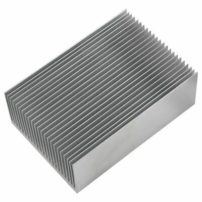 Large Aluminum Heatsink Heat Sink Radiator Cooling Fin for IC LED Power Amp P7D6