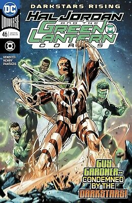 Hal Jordan And The Green Lantern Corps #46 - Dc Universe - Release Date 13/06/18