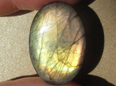 Special Day Brightener Low Price Listing ~ Peachy Labradorite