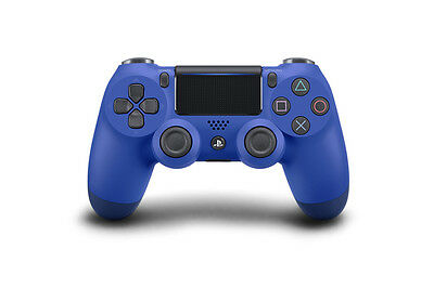 SONY PlayStation Dual Shock 4 Controller V2 | Blau Wave Blue | NEU & OVP