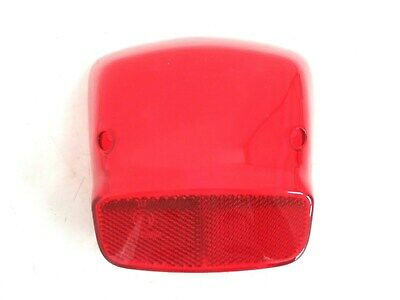 OEM SYM Fiddle II 50-125 Taillight Tail Light Lens PN 33701-ALA-000