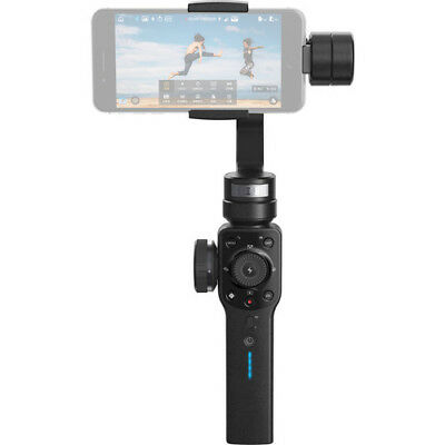 Nuevo Zhiyun-Tech Smooth 4 Professional Gimbal Stabilizer For Smartphone Black