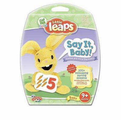 LEAPFROG Little Leaps Say It Baby