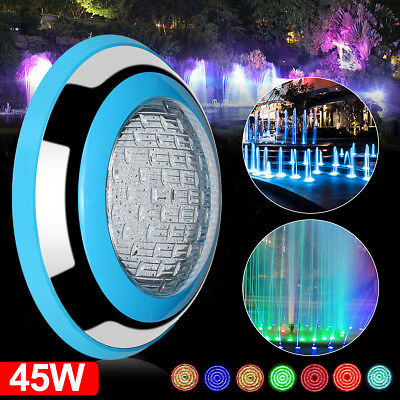Remote Control 252 LED RGB Underwater Light Show for Swimming Pool Spa Hot Tub