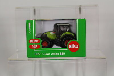 Siku SK1879 Claas Axion 850 Tractor, 1:87 Scale.