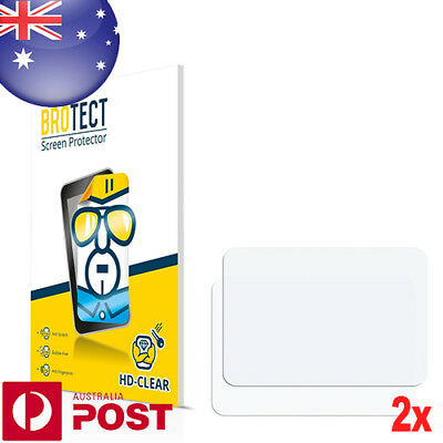2x BROTECT® HD-Clear Screen Protector for GoPro Hero6 Black (Rear) - P002C