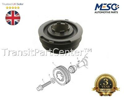 BRAND NEW O.E. CRANK SHAFT PULLEY FOR MG ZT 2.0 CDTi 2002-2005