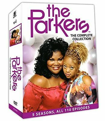 The Parkers:The Complete collection Seasons 1-5 (DVD, 14-Discs Box Set) New