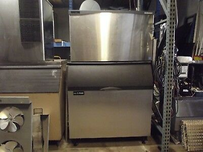 Ice Machine Model C1448MR-32B, with bin and remote available
